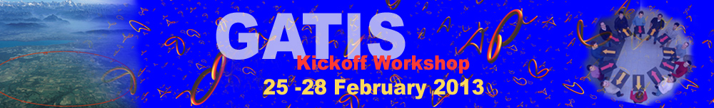 GATIS Kickoff Workshop